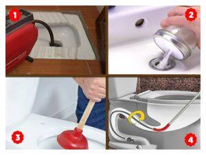 normal tuvalet tıkanıklığı açma